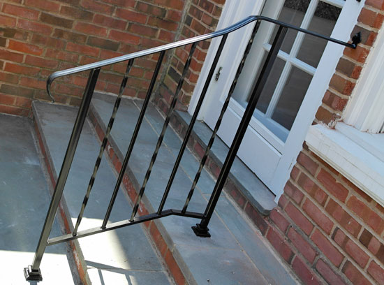 Specialty Wrought Iron Railing