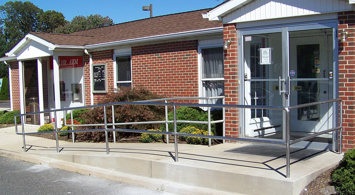 Iron Pipe Railing - South Jersey & Philly