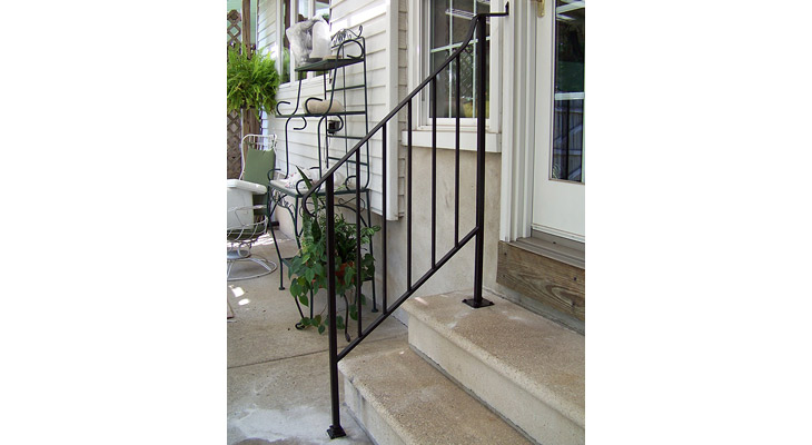 Wrought Iron Railing - South Jersey & Philadelphia